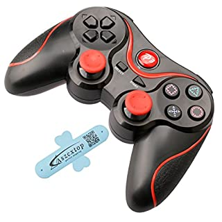 A-SZCXTOP Dualshock PS3 Bluetooth Game Controller Wireless Rechargeable Gamepad for Playstation 3