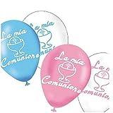 Givi Italia 55755–25Luftballons Mia comunione, mehrfarbig