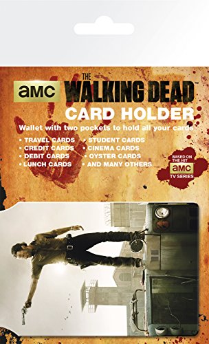 GB eye LTD, The Walking Dead, Porte Carte