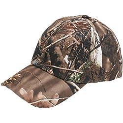 Gazechimp Respirable Camuflaje Protector Visor de Sombrero para Camping al Aire Libre Eexcursionismo Escalada Pesca