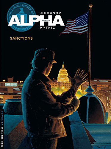 Alpha, tome 5 : Sanctions