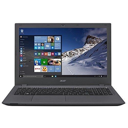 Acer Aspire E E5-573G Laptop (Windows 10, 8GB RAM, 1000GB HDD) Black Price in India