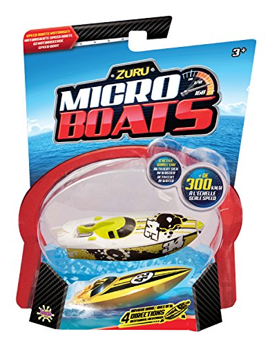 Splash Toys 31360 - Micro Boat, sortiert