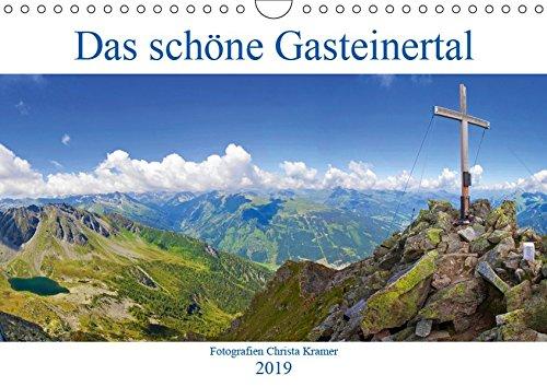 Das schöne Gasteinertal (Wandkalender 2019 DIN A4 quer): Landschaftsimpressionen vom schönen Gasteinertal (Monatskalender, 14 Seiten ) (CALVENDO Natur)