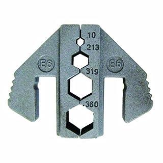 Astro Pneumatic Tool Astro 9477E6 E6 Kiefer RG Typ-0,10-Zoll, 0,213-Zoll, 0,319-Zoll, 0,360-Zoll, 2,54 mm, 5,41 mm, 8,10 mm, 9,14 mm