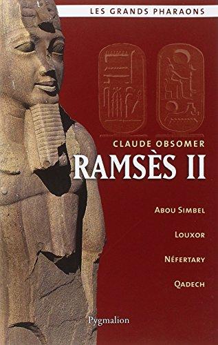 Ramsès II par Claude Obsomer