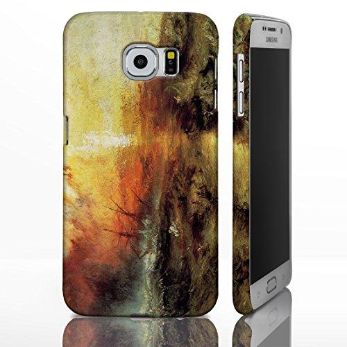 Schutzhüllen, für die Samsung Galaxy-Reihe, mit Motiven aus der klassischen Kunst Gemälde berühmter Künstler, plastik, The Slave Ship - J.M.W. Turner, Galaxy Note 2