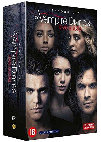 Vampire Diaries - Saisons 1 à 7