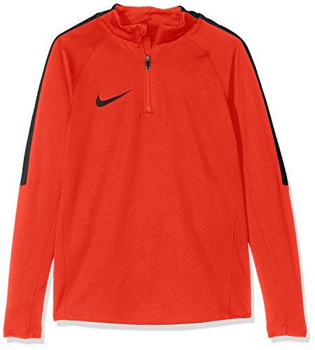 Nike 807245-453 Kinder Langarm T-Shirt, Orange (max orange / schwarz), S Preisvergleich