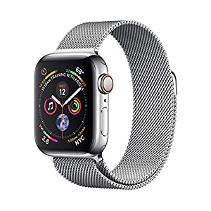 Apple Watch Series 4 GPS + Cellular, 40mm Gold Aluminium Case