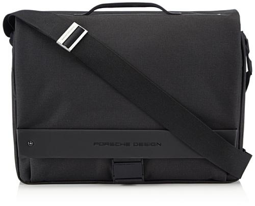 Porsche Design Cargon 2.5 BriefBag FS 4090001094 Herren Henkeltaschen 40x32x12 cm (B x H x T), Grau (dark grey 802)