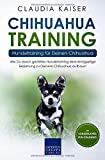 Chihuahua Training - Hundetraining für Deinen Chihuahua: Wie Du durch gezieltes Hundetraining eine einzigartige Beziehung zu Deinem Chihuahua aufbaust (Chihuahua Band, Band 2)