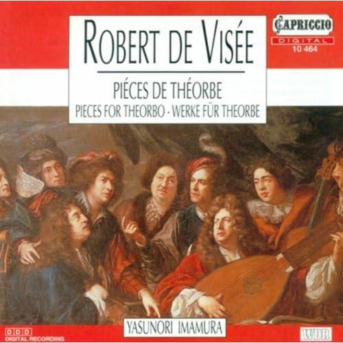 La grotte de Versailles: Overture (arr. R. Visee)