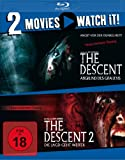 The Descent 1+2 [Alemania] [Blu-ray]