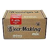 Recarga de materias primas para elaborar cerveza en casa. Receta Albero Doble Malta