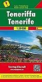 Teneriffa, Autokarte 1:50.000, freytag & berndt Auto + Freizeitkarten - Freytag-Berndt und Artaria KG