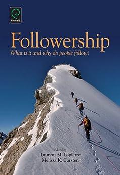 Followership par [Lapierre, Laurent, Carsten, Melissa K]