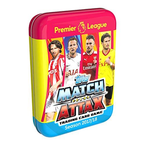 Match Attax MA1718P EPL 2017/18Trading Card Game Adventskalender