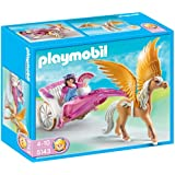 Playmobil 5143 Princess Fantasy Castle Pegasus Carriage