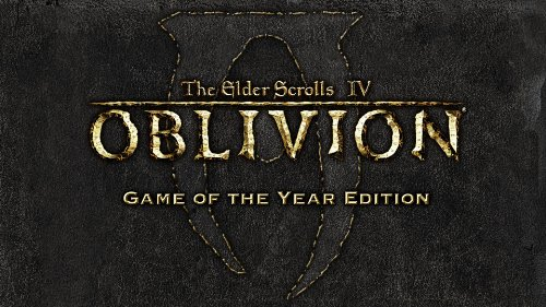 The Elder Scrolls 4 Oblivion Game of the Year Deluxe Edition