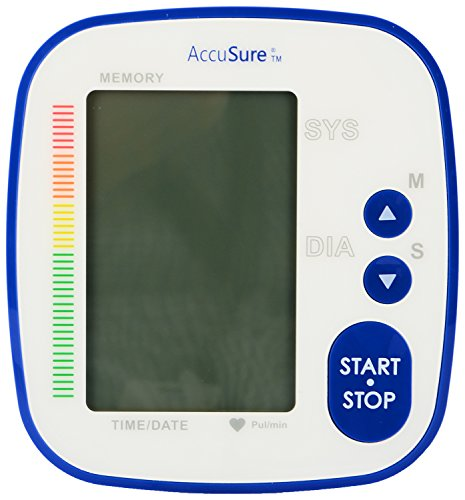 AccuSure-37-V-Automatic-Blood-Pressure-Monitor-White-and-Blue