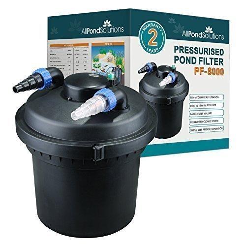 all-pond-solutions-koi-fish-pond-pressurised-filter-and-uv-steriliser-light-for-ponds-8000-litre