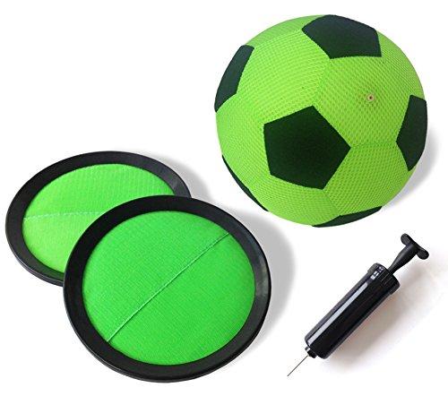 Kick & Stick - die Torwand für das Kinderzimmer | Endlich, die erste Fußball-Torwand für Drinnen!