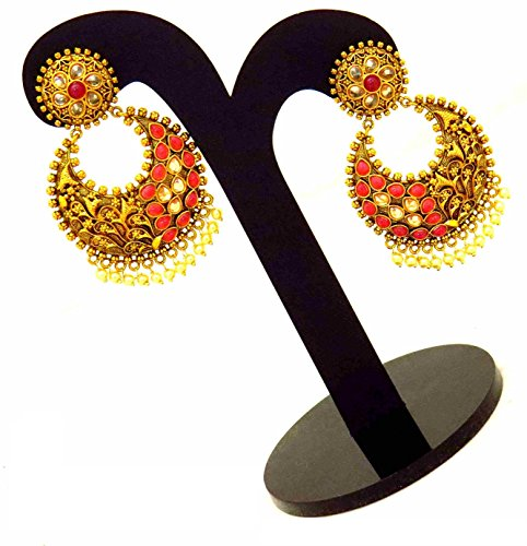 Shubham Chanbali Polki Earrings