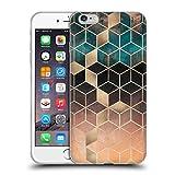 Head Case Designs Offizielle Elisabeth Fredriksson Ombre Traum Kuben Kollektion Soft Gel Hülle für Apple iPhone 6 Plus/6s Plus
