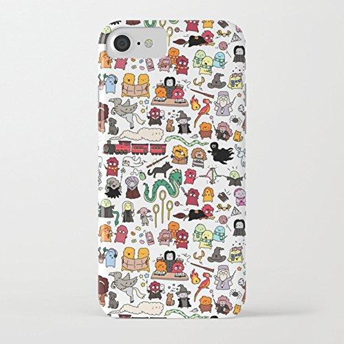 ZQ-Link Funda iPhone 7 Funda iPhone 8 Casas Estuche de Silicona,TPU Diseño Impreso + Delgado Anti-arañazos Suave Jelly… 13
