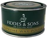 Fiddes Supreme Wax Rugger Brown 400ml Tin