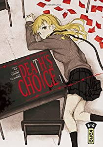 Death's choice Edition simple Tome 1