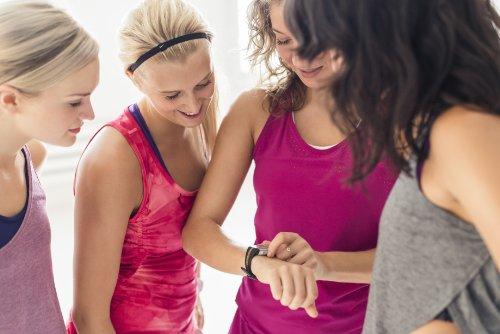 Polar Damen Herzfrequenz-Messgerät Fitness Uhr - 4