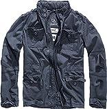 Brandit Herren Jacke Britannia, Blau (Indigo 88), X-Large