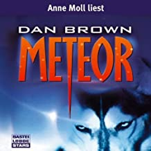 METEOR - BROWN,DAN: Written by Dan Brown, 2005 Edition, Publisher: Lubbe Audio [Audio CD]