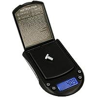 Báscula Digital de Precisión, Rango de Pesaje de 0,01g a 200g, Balanza