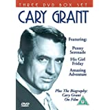 CARY GRANT 3DISCS PLUS THE BIOGRAPHY