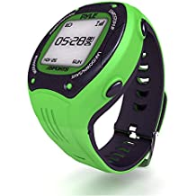 Pyle PSGP310GN - Reloj con deportivo GPS, color verde, talla XXXL