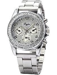 MILER WAA398 - Reloj , correa de metal
