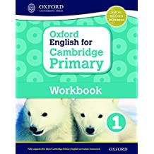 Oxford English for Cambridge Primary WB 1 (Op Primary Supplementary Courses)