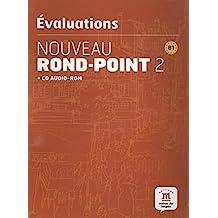 Nouveau Rond-Point 2 B1 : Evaluations (1Cédérom)