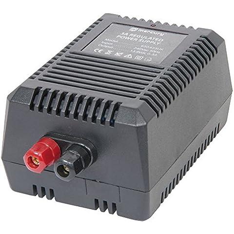 Mercury 650.655UK Switch-mode 13.8V Bench Top Power Supplies, [Importado de UK]