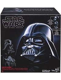 Star Wars – Casque Electronique Star Wars– The Black Series Dark Vador - Effets Sonores - Edition Collector