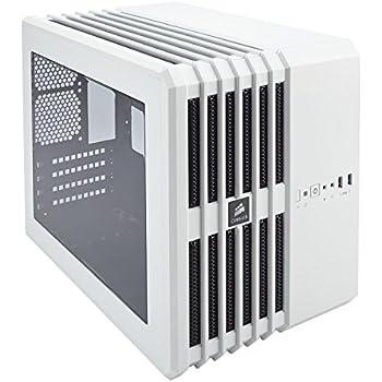 Corsair CC-9011069-WW Carbide Series Air 240 MicroATX and Mini-ITX PC Case (White)