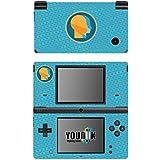 YOUNiiK Styling Skin Designfolie für Nintendo DSi - Zwilling neo