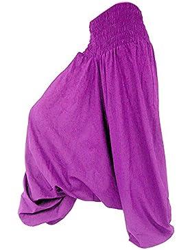 Charmoni–Pantalón sarouel Charmoni® para adulto, talla única, modelo Henrius