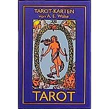 TAROT von A. E. Waite (Pocket, 52 x 89 mm Karten)