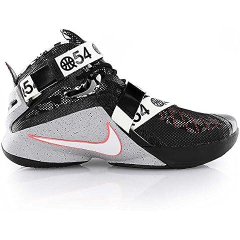 Nike Lebron Soldier IX Lmtd Mens Hi Top Entrenadores de Baloncesto 810803Zapatillas Zapatos