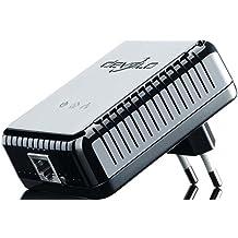 Devolo dLAN 200 AVpro mini - Accesorio de red (Alámbrico, PowerPlug, Ethernet, 200 Mbit/s, 10/100 Mbit/s, 10/100BaseT(X)) Negro