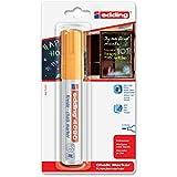 edding 4090 Fenster-/Kreidemarker, Blister, 4-15mm, neon-orange